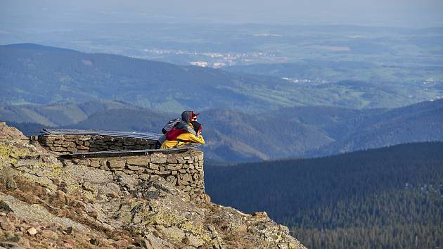 KRNAP je nejstarším národním parkem v České republice. Vyhlášen byl 17. května 1963.