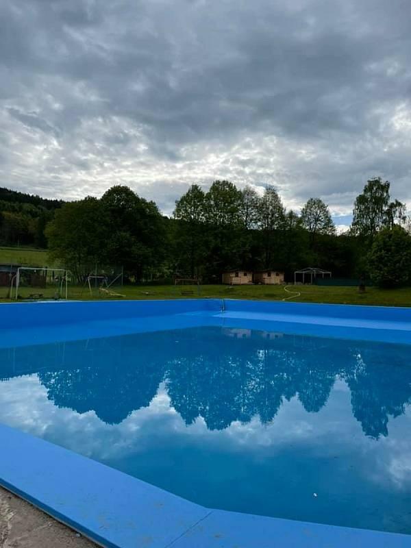 Chvaleč letos opravila koupaliště za 2,5 milionu korun.