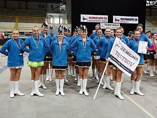 Semifinále Mistrovství České republiky v mažoretkovém sportu
