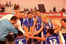 Basketbalistky Kary Trutnov ve Francii