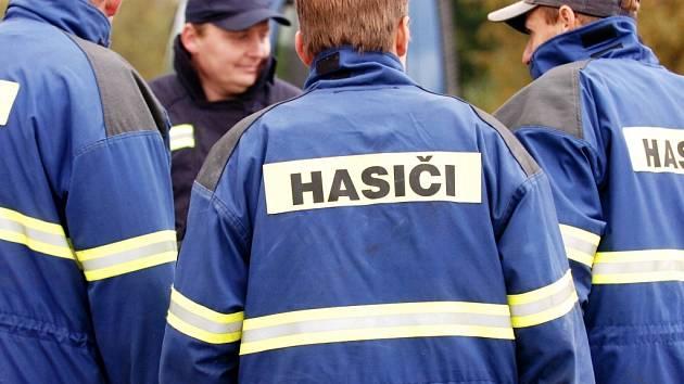 Ilustrační foto - hasiči