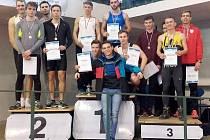 ÚSPĚŠNÍ byli v Jablonci nad Nisou nejen turnovští atleti, ale také atletky.