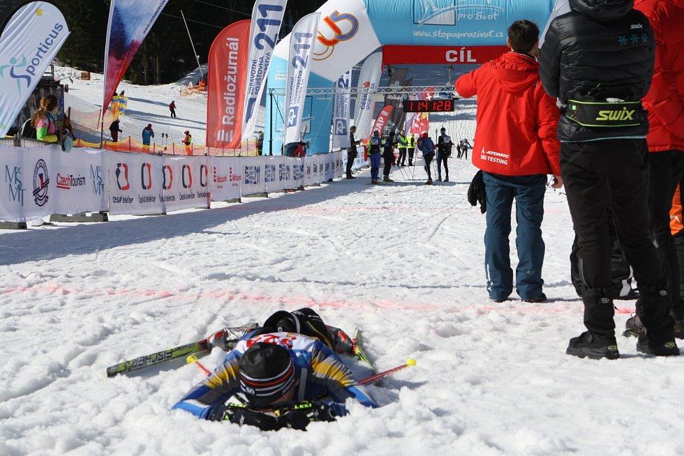 Krkonošská 70 dokonale prověří schopnosti závodníků.
