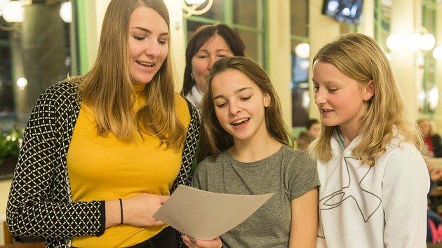 Česko zpívá na Trutnovsku 2018