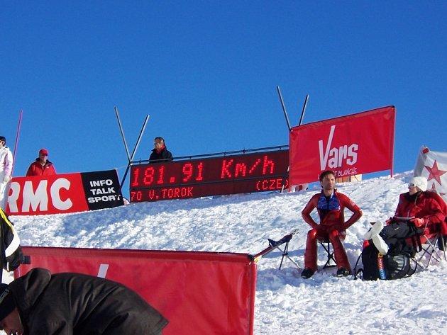 MS FIS v rychlostním lyžování