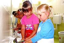 Zmodernizovaná školka v Suchovršicích