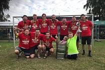 Vítězem Libotov cupu 2021 se stal Švery tým, který mohl obléknout vítězná trička turnaje.