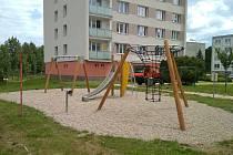 Dětské hřiště v Trutnově