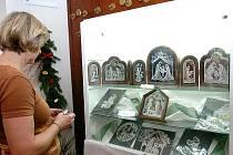 Zahájení výstavy betlémů v trutnovské Staré radnici