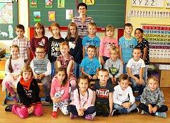 I.A Základní školy V Domcích, Trutnov, s paní učitelkou Danou Nyčovou.