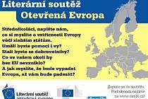 Deník společně s Evropskou komisí opět vyhlašuje literární soutěž pro studenty středních škol Otevřená Evropa.