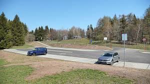 Otevření parkoviště na Stachelbergu