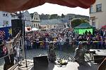 Rudolfovy slavnosti ve Svobodě nad Úpou přilákaly velké množství návštěvníků.