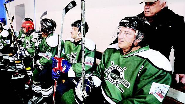 Hokejový tým Performers Turnov.