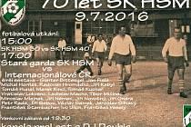 Klub z Horňáku oslaví 70