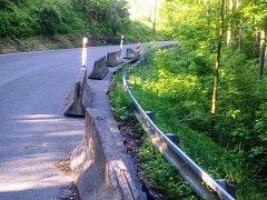 Silnice v Semilech se dočká opravy. Hrozí tam sesuvy