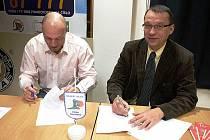 Trenér Petrovický podepsal novou tříletou smlouvu