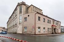 Areál bývalé Mayerovy továrny ve Dvoře Králové nad Labem.