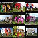 Jak se reklamní slon měnil?