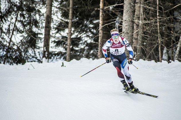 Jilemnický junior Vítězslav Hornig je zatím na mistrovství světa vRakousku velmi úspěšný.