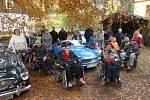 Podzimní aktivity Klubu vozíčkářů