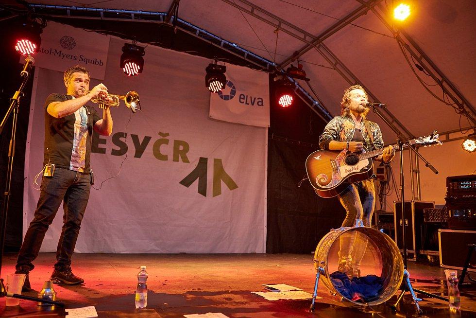 Richard Krajčo & Nikolaos Grigoriadis na Štěrbově vile