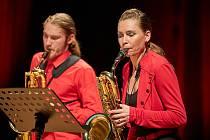 Úvodním koncertem party saxofonistů Zpátky do klasiky začal v Uffu hudební festival Trutnovský podzim.