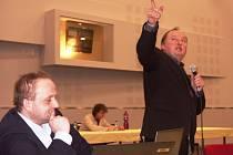 PŘEDSEDA Vodohospodářského sdružení Turnov Milan Hejduk zastupitelům už v květnu referoval o činnosti a plánech dalšího rozvoje.
