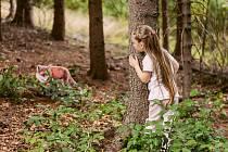 Dvě nové lesní stezky učí děti poznávat přírodu.