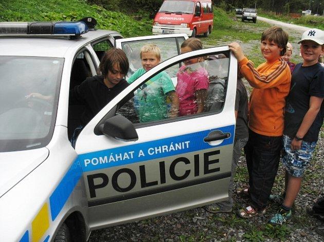 Strávili den s dětmi v Peci