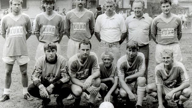 1992 - Jamajka Úpice