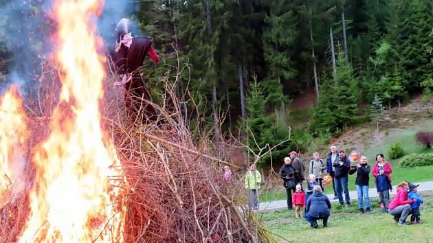 Čarodějnice v Buřanech