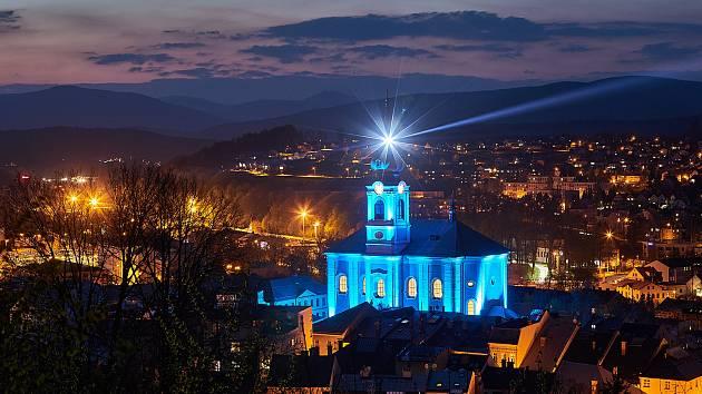 Trutnovský kostel Narození Panny Marie zažije v sobotu mši, věnovanou městu u příležitosti 760. výročí první písemné zmínky.