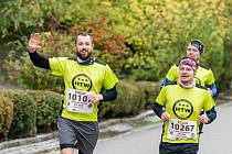 Safariběh ČSOB 2021 ve Dvoře Králové nad Labem přilákal více než tisícovku běžců.