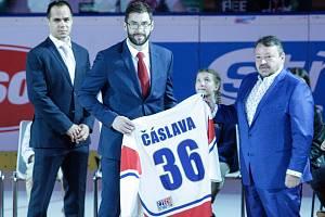 Druhou ligu zásobují bývalí perníkáři. HC Rodos posílí obránce Petr Čáslava.