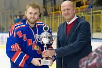 5. finále KHL: Dvůr Králové - Náchod