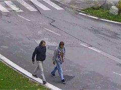 Policisté pátrají po zlodějích horských kol ve Špindlerově Mlýně.