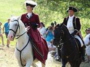 Slavnosti koní v Kuksu