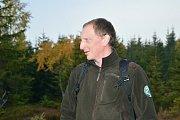 Robin Böhnisch, ředitel Správy Krkonošského národního parku.