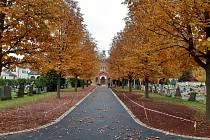 Trutnov pravidelně investuje do oprav městského hřbitova.