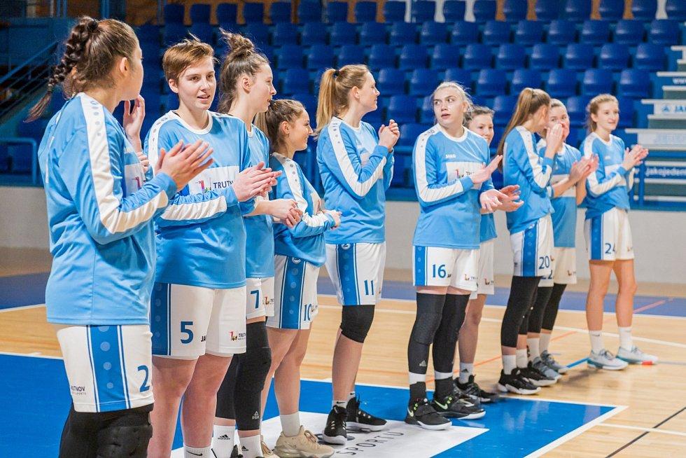 ŽBL: Trutnov - Hradec Králové