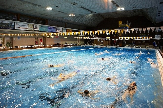 Trutnovský krytý bazén