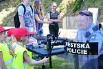 Bezpečnostní den v areálu BPA Malé Svatoňovice