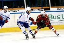 NESMLOUVAVÁ BITVA. Přesně tak se dá nazvat čtvrtfinálová série II. ligy mezi vrchlabskými hokejisty  a jejich soupeřem z Jablonce nad Nisou. Po dvou zápasech je vyrovnáno 1:1.