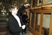 """""""Varhany jsou udělány barokním způsobem. Rejstříkové osazení jsme koncipovali pro interpretaci barokní hudby,"""" říká Radek Hanuš, autor ojedinělého projektu na podporu záchrany varhan, které v kostele sv. Augustina našly svůj druhý domov."""