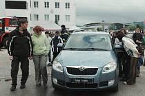 Oslavy stého výročí automobilové výroby ve Vrchlabí