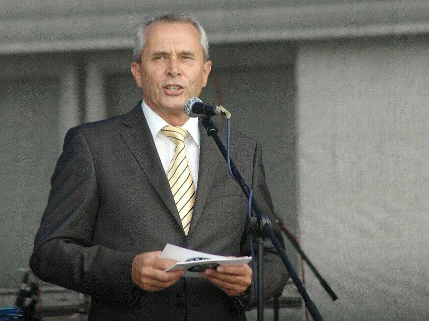Projev předsedy představenstva Škoda Auto Reinharda Junga