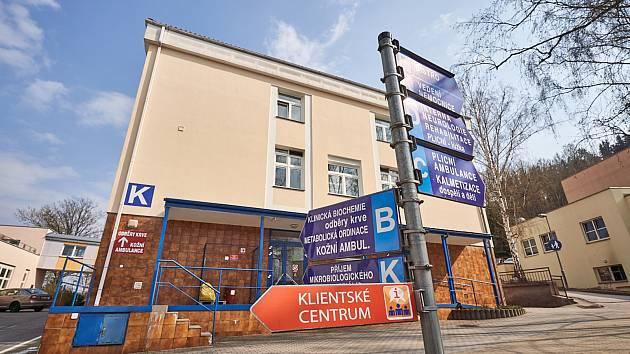 Trutnovskou nemocnici čekají velké stavební úpravy.