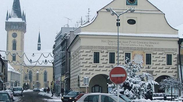 Masarykovo náměstí - Dvůr Králové nad Labem