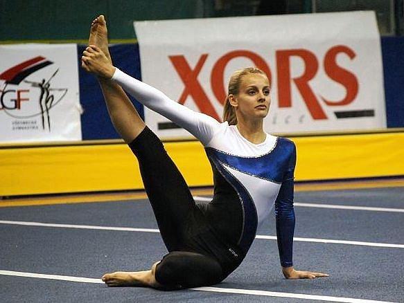 Ilustrační foto - gymnastika